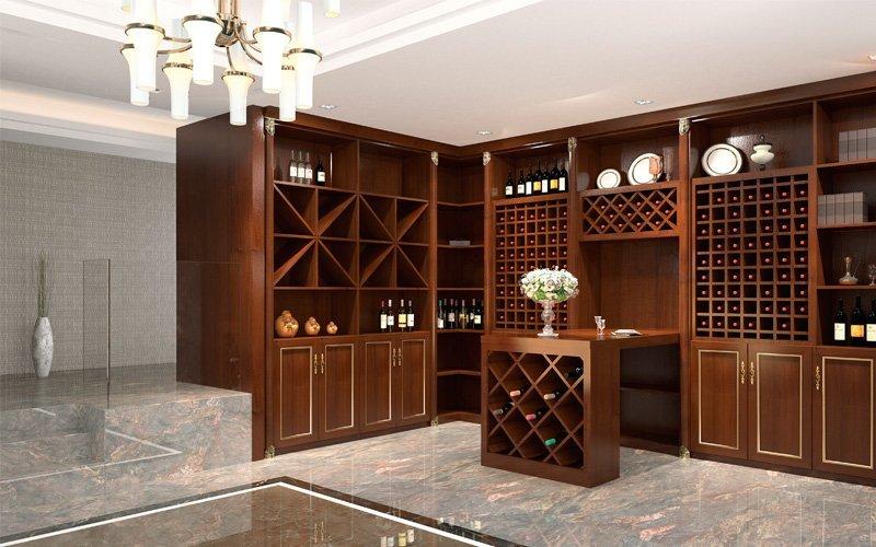 全铝酒柜酒窖—艾佳伯爵