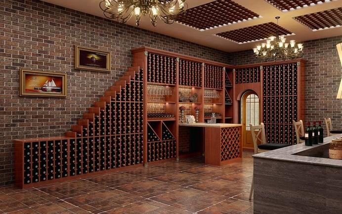 全铝酒柜酒窖—古堡庄园