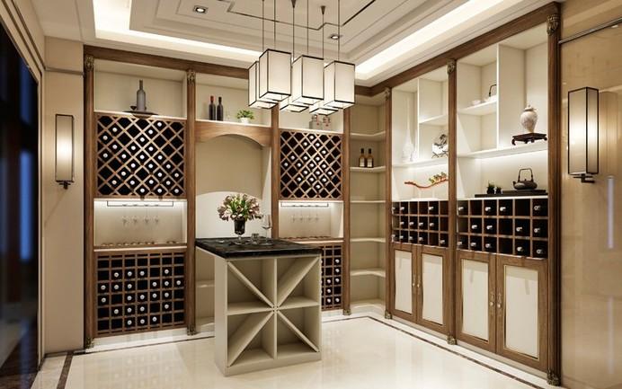 全铝酒柜酒窖—丽舍玛格