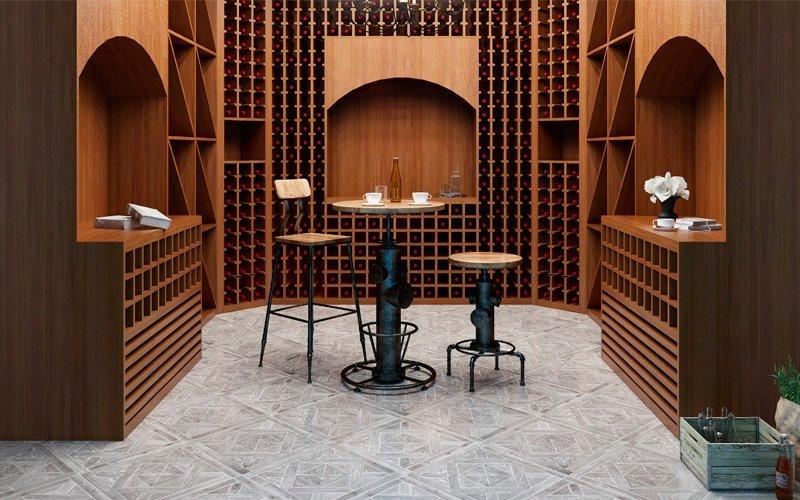 全铝酒柜酒窖—挪威森林