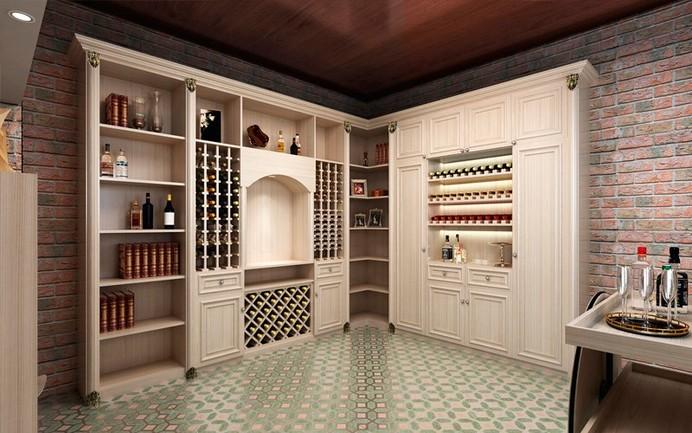 全铝酒柜酒窖—维多利亚