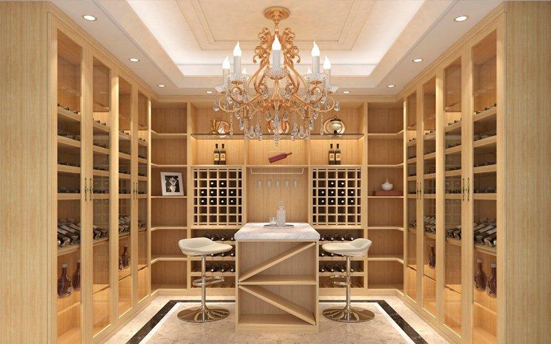 全铝酒柜酒窖—伊米兰格