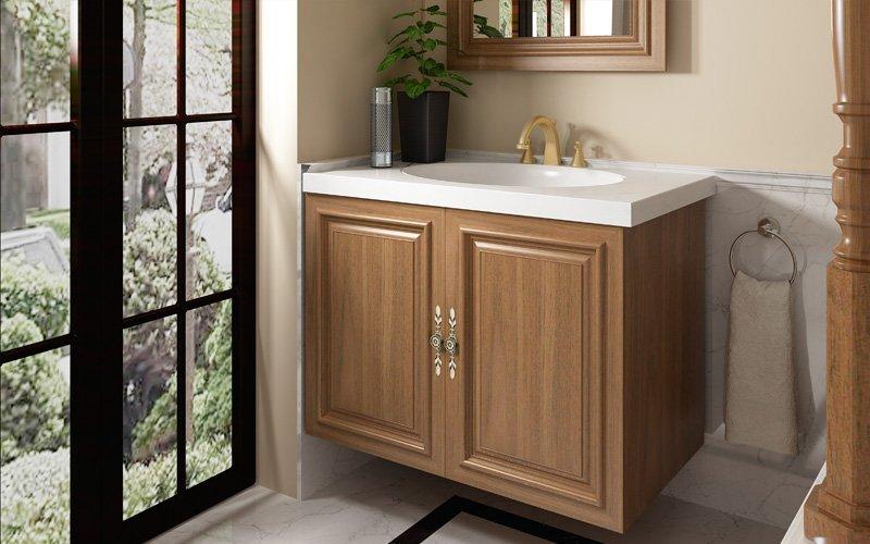 全铝浴室柜—阿曼达