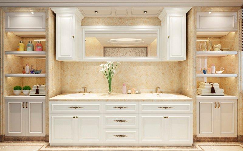 全铝浴室柜—马丁时尚