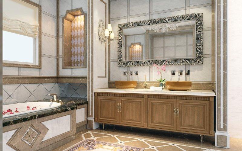 全铝浴室柜—辛西亚