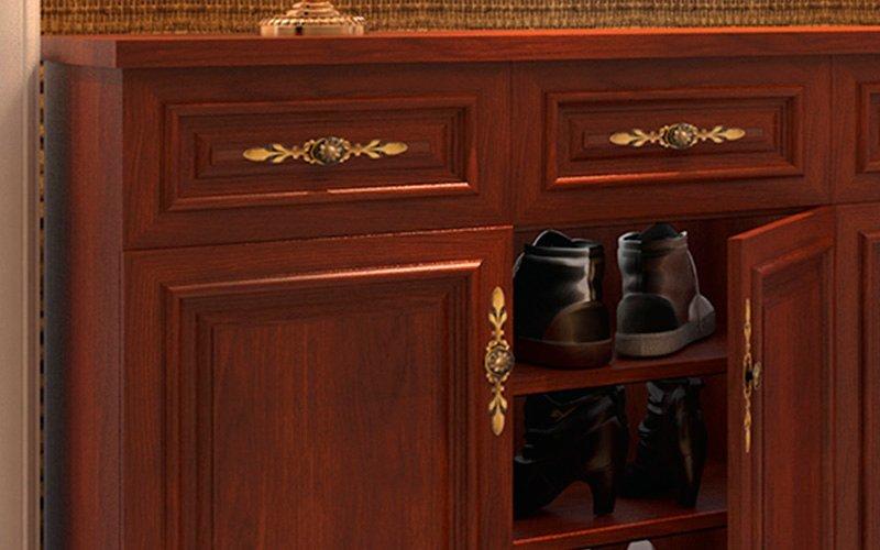 全铝鞋柜—伊丝丽亚