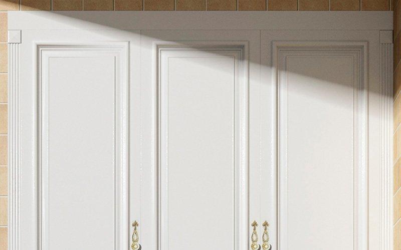 全铝阳台柜—提拉米苏